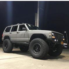Jeep Zj, Jeep Xj Mods, Jeep Wrangler Lifted, Jeep Pickup, Jeep Cars, Jeep Truck, Lifted Jeeps, Jeep Wranglers, Lifted Jeep Cherokee