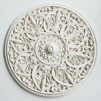 Decorative plaster ceiling roses or centres, Portsmouth, Hampshire. Ceiling Detail, Ceiling Design, Plaster Ceiling Rose, Architecture Details, Vernacular Architecture, Decorative Plaster, Stuck, Ceiling Treatments, Meeting Table