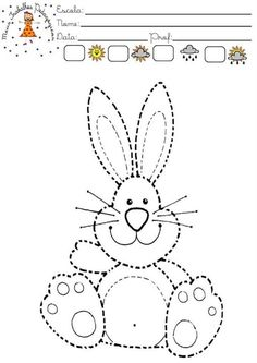 Haas Back To School Worksheets, Preschool Worksheets, Infant Activities, Activities For Kids, Mazes For Kids, English Lessons For Kids, Grande Section, Easter Crafts For Kids, Coloring Pages