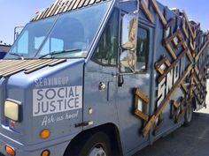 "Jordyn Lexton calls her rolling kitchen a ""food truck for social justice."""