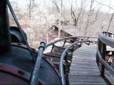 Full Ride of Thunderation at Silver Dollar City Branson, Mo this was taken in fall of 2005 with a Sanyo pix camera Silver Dollar City, Branson Missouri, Roller Coasters, Live, Youtube, Beautiful, Roller Coaster, Youtubers, Youtube Movies