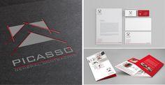 #BrandImage #ImmagineCoordinata #Brochure #BigliettinidaVisita #LandingPage #FacebookPage Picassoquadro #GeneralContractor #Graphic #Design #Mobile #Avellino #Italy
