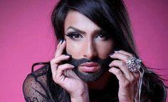 Idealul meu în viaţă e femeia cu mustaţă (şi cu barbă)!