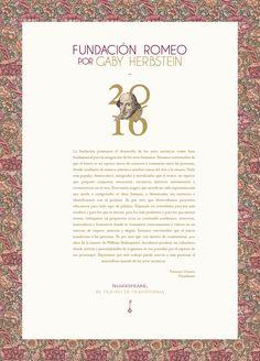 Calendario 2016 con Gaby Herbstein   Fundación Romeo para las Artes Escenicas