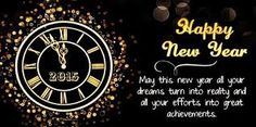 Happy New Year In Advance Message