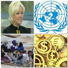 The UN Innovation in Financing is being applied to support 300,000 Refugees in Jordan