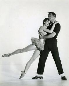 Leslie Caron & Gene Kelly in An American in Paris