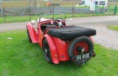 1934 Singer Le Mans