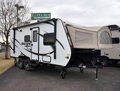 2017 KZ K-z Rv ESCAPE 180RBT for sale - Wheat Ridge, CO | RVT.com Classifieds Hybrid Travel Trailers, Travel Trailers For Sale, Kz Rv, Wheat Ridge, Rv For Sale, Campers, Recreational Vehicles, Colorado, Travel Trailers
