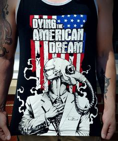 Dying the American Dream Tanktop