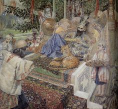 Vardges Surenyants - Shah-Nameh, 1913