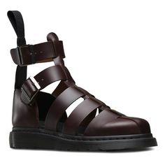 Dr. Martens Men's Geraldo Ankle Strap Sandal Charro Brando …