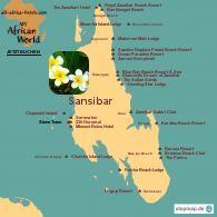 Baraza Resort, Sansibar, Hotels in Afrika günstig buchen :: Africanworld Reisen