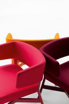 Chairs | Seating | Croissant | Billiani | Emilio Nanni. Check it out on Architonic