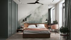 En apenas 70 m², este apartamento descubre un ambiente decorado en femenino singular. Un interior decorado en colores pastel, preferentemente en rosa pálido y gris, donde destaca la luz con un sola…