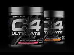 {Supplement Review} Cellucor C4 Ultimate Preworkout
