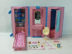 """This was the Barbie """"house"""" I had as a little girl!"""