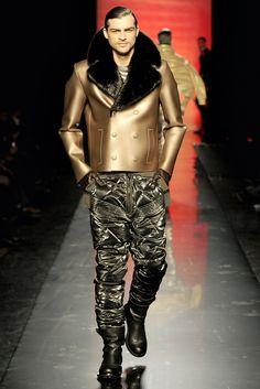Jean Paul Gaultier | Fall 2011 Menswear Collection | Style.com