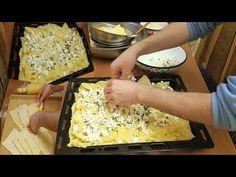 Vol-au-vent - Healthy Food Mom Gourmet Recipes, Bread Recipes, Healthy Recipes, Cheese Borek Recipe, Turkish Recipes, Ethnic Recipes, Vol Au Vent, Easy Cheese, Sweet Bread