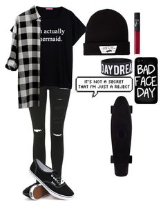 """""""Untitled #855"""" by wish-and-dream ❤ liked on Polyvore featuring Topshop, Vans, NARS Cosmetics and Local Heroes"""