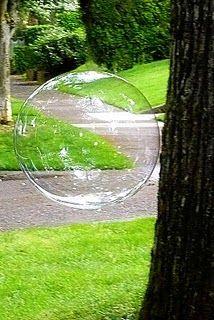 Magic Bubble Recipe