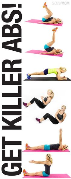 These 7 moves will rock your core!