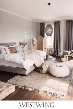 Home Interior Industrial .Home Interior Industrial Bedroom Ideas For Teen Girls, Room Ideas Bedroom, Cozy Bedroom, Home Decor Bedroom, Bedroom Designs, Ikea Bedroom, Bedroom Furniture, Modern Bedroom, Bedroom Ideas For Small Rooms Cozy