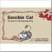 Zombie Cat af Isabel Atherton, ISBN 9781616088842