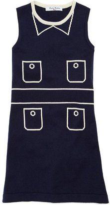 Brooks BrothersSleeveless Intarsia Supima® Cotton Dress