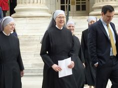 After a federal appeals court ruled that the Little Sisters of the Poor must obey the federal contraception mandate, the sisters have announced that they are appealing to the Supreme Court.
