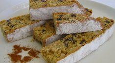Φανουρόπιτα Μοναστηριακή   Συνταγές - Sintayes.gr Greek Recipes, Banana Bread, Food To Make, Brunch, Ice Cream, Tasty, Sweets, Cookies, Breakfast