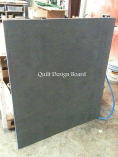 Quilt design board