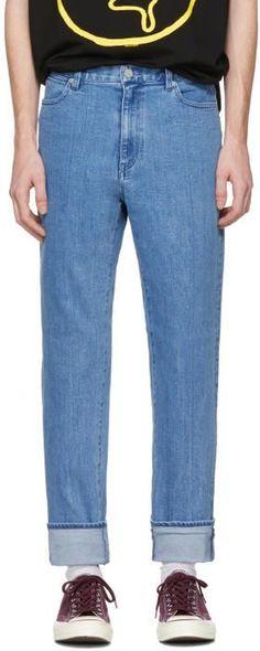 Lad Musician Indigo Slim Jeans