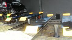 Produksi Hidrolis Cuci Mobil Tipe H