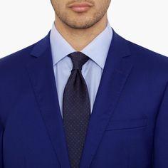 3aac88811612 Royal Blue NanoStretch Slim Fit Suit – Combatant Gentlemen Slim Fit Suits,  Jacket Buttons,