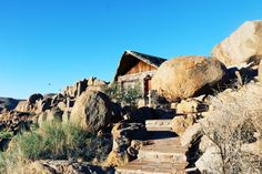 uber-Places: Die Gondwana Canyon Lodge in Namibia