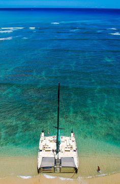 Sheraton Waikiki, Waikiki Beach, Travel Around The World, Around The Worlds, Sailing Catamaran, Hawaii Travel, Mexico Travel, Spain Travel, Visit Hawaii