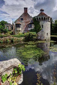 Scotney Castle, Kent, England Castle Coch, Cardiff, Wales Dark Forest, Nagel, Bavaria, Germany Neuschwanstein Castle, Germany Ireland