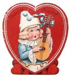 Image Search Results for antique valentines cards