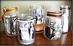 10 Creative Ways to Display Family Photos {Intentionally Preserving Family Memories}