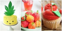 8 Super-Cute Desserts Disguised as Fruit  - HouseBeautiful.com
