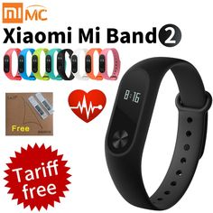 Original Xiaomi Mi Band 2 Smart Fitness Bracelet Watch Wristband Miband OLED Touchpad Sleep Monitor Heart Rate Mi Band2 Freeship  Price: 16.53 & FREE Shipping #computers #shopping #electronics #home #garden #LED #mobiles #rc #security #toys #bargain #coolstuff |#headphones #bluetooth #gifts #xmas #happybirthday #fun