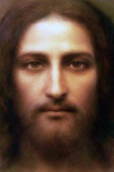 The Holy Face Of Jesus. Art Print by Samuel Epperly. All prints are professionally printed, packaged, and shipped within 3 - 4 business days. Choose from multiple sizes and hundreds of frame and mat options. Jesus Face, God Jesus, Christian Images, Christian Art, Jesus Photo, Pictures Of Jesus Christ, Jesus Painting, Religious Art, Christianity