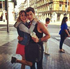 Diego et Violetta