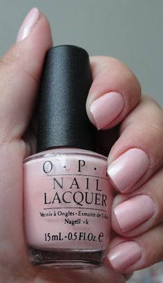 Italian Love Affair by OPI. An amazing neutral colour that you are enjoy with a sunkissed glow or to keep up a professional and polished look.