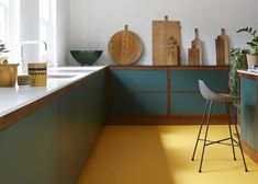 Cool kitchen flooring ideas that really make the room