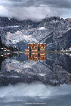 Lago di Misurina, Veneto, Dolomiti