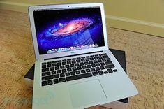 MacBook Air review (mid 2011) -- Engadget