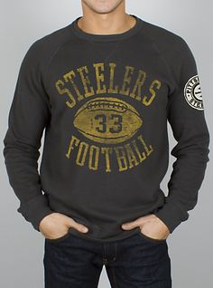 "N3766-7791 ""NFL Pittsburgh Steelers Fieldgoal Fleece """