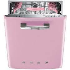pink kitchen appliances -